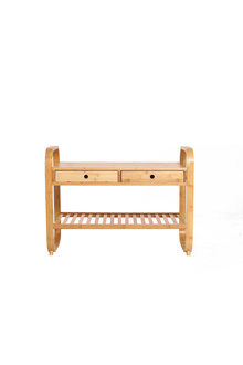 Sherwood Home Seated Shoe Storage Rack and Organiser with Bench - 296984