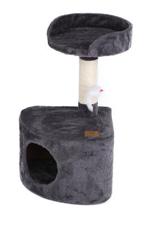 Charlie's Pet Cat Tree with Round House - 296993