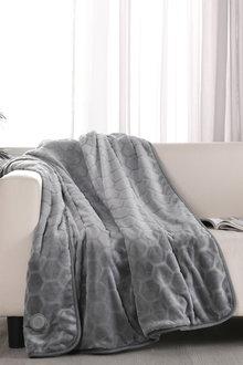 Dreamaker Vantec Graphene Heated Throw Electric Blanket - 296995