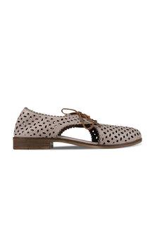 Bueno Leada Leather Casual Flats - 297037