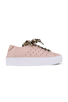 Bueno Lemont Leather Sneakers - 297038