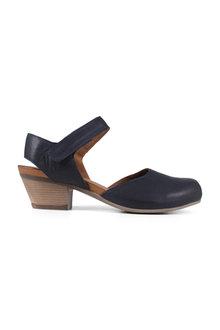 Bueno Randie Leather Casual Mid Heel - 297040