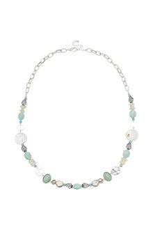 Amber Rose Bric A Brac Rope Necklace - 297062