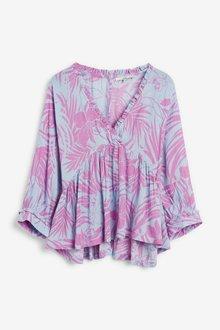 Next Kimono Sleeve Top - 297163