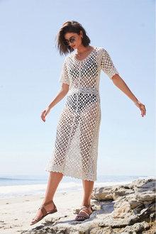 Next Stitch Detail Dress - 297221