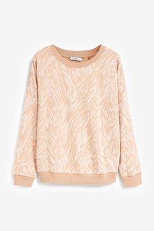 Next Printed Sweatshirt - 297323