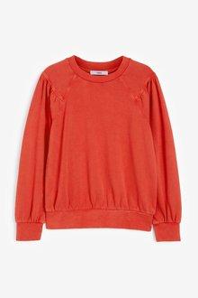Next Volume Sleeve Sweatshirt - 297324