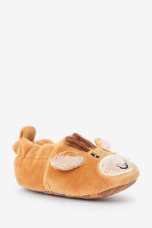 Next Slip-On Pram Shoes (0-18mths) - 297651