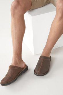 Next Leather Mules - 297704