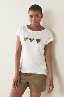 Next Short Sleeve T-Shirt - 297776