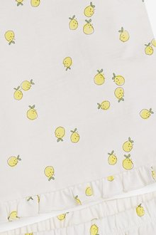 Next 4 Piece Lemon Print Shorts Set (0mths-2yrs) - 297782