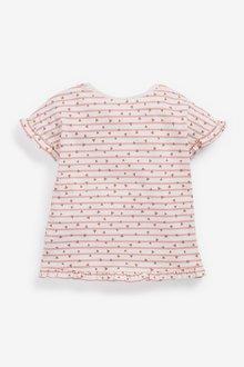 Next 4 Pack Slogan T-Shirts (0mths-2yrs) - 297828