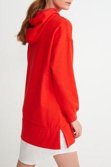 Next Layer Hoodie Dress - 297841