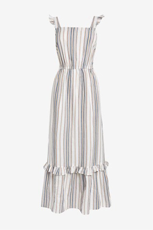Next Textured Maxi Dress