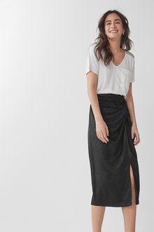 Next Sarong Style Skirt - 297927