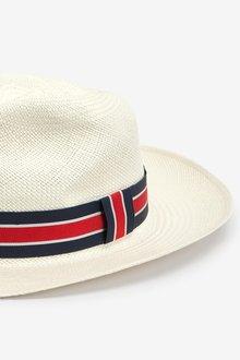 Next Christys' London Panama Hat - 297939