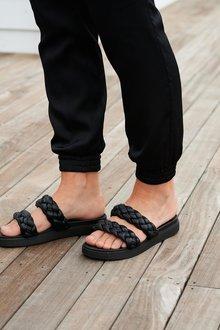 Next Emma Willis Satin Look Joggers-Petite - 297962