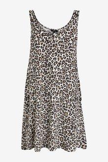 Next Sleeveless Pocket Dress - 297994