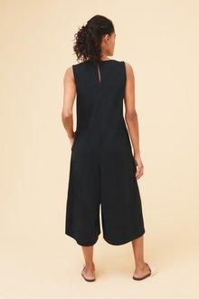 Next Sleeveless Culotte Jumpsuit-Petite - 298006