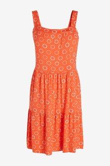 Next Sleeveless Pocket Dress-Petite - 298009