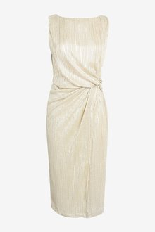 Next Jersey Twist Dress - 298111
