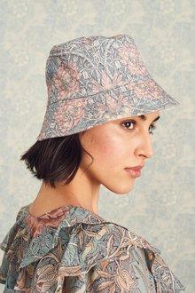 Next Morris & Co Print Reversible Bucket Hat - 298583