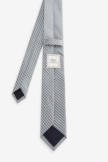 Next Tie And Pocket Square Set - 298970
