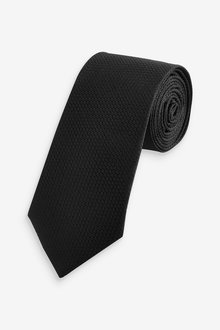 Next Textured Ties 2 Pack - 298971