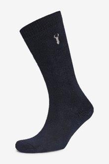 Next Long Length Wellington Socks 2 Pack - 298991