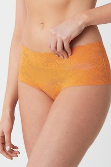 Next Lace Scallop Knickers 3 Pack-High Rise - 299001