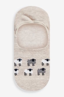 Next Invisible Socks Five Pack - 299215