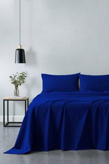 Royal Comfort Vintage Washed 100 % Cotton Sheet Set - 299341