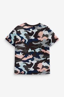 Next Camouflage T-Shirt (3-16yrs) - 299411