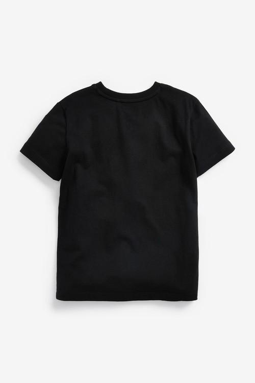 Next Skull T-Shirt (3-16yrs)
