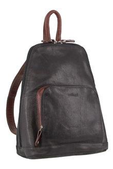Milleni Ladies Leather Backpack - 300413