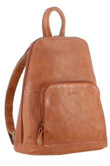 Milleni Ladies Leather Backpack - 300415