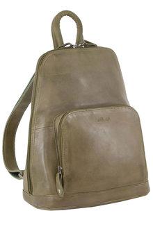 Milleni Ladies Leather Backpack - 300418