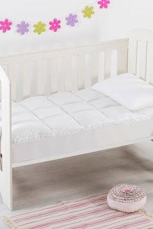 Dreamaker Baby Down Alternative Microfibre Mattress Topper - 300816