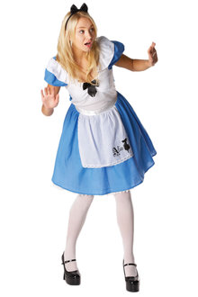 Rubies Alice In Wonderland Costume - 302027