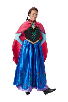 Rubies Anna Deluxe Adult Costume - 302034