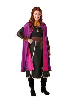 Rubies Anna Deluxe Frozen 2 Adult Costume - 302035