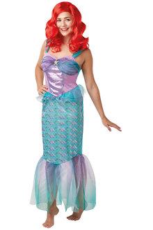 Rubies Ariel Deluxe Adult Costume - 302036