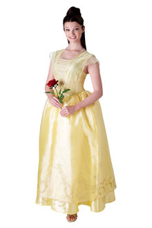 Rubies Belle Live Action Deluxe Adult Costume - 302056