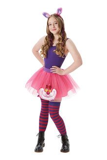 Rubies Cheshire Cat Tutu & Accessories Set - 302079