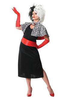 Rubies Cruella De Vil Deluxe Costume - 302091