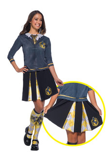 Rubies Hufflepuff Adult Skirt - 302157