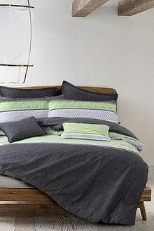 Amsons Topaz Cotton Quilt Cover Complete Set - 302790