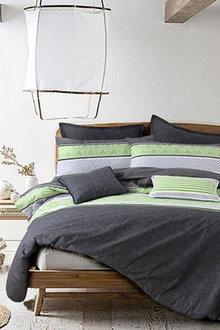 Amsons Topaz Cotton Quilt Cover Set - 302791