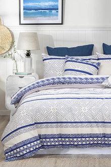 Amsons Hampton Cotton Quilt Cover Set - 302792