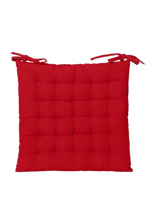 Outdoor Solid Chair Pad